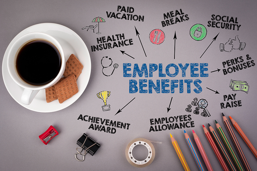 Employee Benefits at Being Digitalz